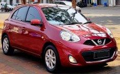 Jual cepat Nissan March 1.2L XS 2014 di DKI Jakarta