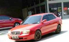 Jual cepat Suzuki Baleno 2001 di Lampung