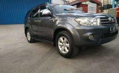 Jual Toyota Fortuner G 2009 harga murah di Jawa Tengah