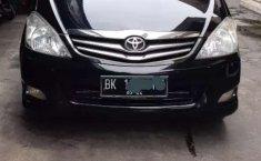 Jual cepat Toyota Kijang Innova G 2010 di Sumatra Utara