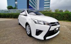 Jual mobil Toyota Yaris E A/T 2016 bekas, DKI Jakarta