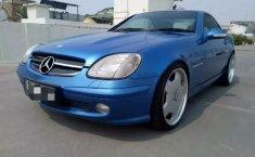 Jual mobil Mercedes-Benz SLK SLK 230 K 2001 murah di DKI Jakarta