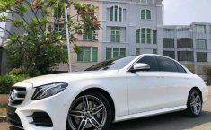 Dijual mobil Mercedes-Benz E-Class E 300 AMG 2018 bekas, DKI Jakarta