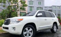 Jual mobil Toyota Land Cruiser 4.5 V8 Diesel DIESEL ATPM FULL OPTION 2013 bekas di DKI Jakarta