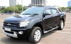 Dijual cepat Ford Ranger Wild Track 4x4 Double Cabin 2014 di DKI Jakarta
