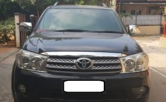 Jual mobil Toyota Fortuner 2.7 G Luxury 2010 bekas, Jawa Barat