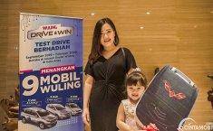 Wuling Serahkan Periode Pertama Hadiah Program Wuling Drive & Win