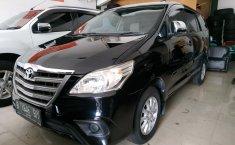 Jual mobil Toyota Kijang Innova E 2.0 AT 2015 terawat di Jawa Barat