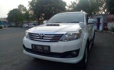 Jual mobil Toyota Fortuner G 4x4 VNT Diesel 2012 dengan harga terjangkau di Jawa Barat