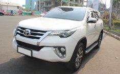 Jual mobil bekas murah Toyota Fortuner VRZ AT 2017 di DKI Jakarta