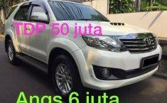 Jual mobil Toyota Fortuner 2.5 G VNT 2014 harga murah di DKI Jakarta
