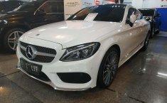 DKI Jakarta, dijual mobil Mercedes-Benz C-Class C 300 2017 bekas