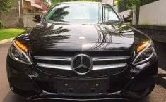 DKI Jakarta, Mobil Mercedes-Benz C-Class C200 2017 dijual
