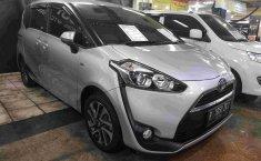 Mobil Toyota Sienta V 2017 dijual, DKI Jakarta
