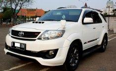 Mobil Toyota Fortuner G TRD Diesel A/T 2014 dijual, DKI Jakarta