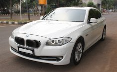 Jual cepat mobil BMW 5 Series 520i 2012 bekas, DKI Jakarta