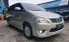 Mobil Toyota Kijang Innova 2012 G Luxury dijual, Jawa Tengah