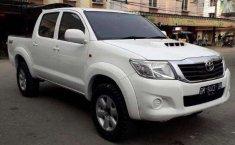 DKI Jakarta, Toyota Hilux 2014 kondisi terawat