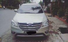 Mobil Toyota Kijang Innova 2013 V dijual, Sumatra Selatan