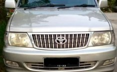 Mobil Toyota Kijang 2002 LSX dijual, Sumatra Barat