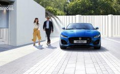 Review Jaguar F-Type 2020: Ubahan Fisik Untuk Sang Sportscar Maskulin