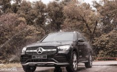 "Review Mercedes-Benz GLC 200 AMG Line 2020: Wajah Baru SUV Mercy ""Made in Wanaherang"""