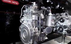 Fixed! KIA Seltos 2019 Akan Pakai Mesin 1.4 cc Turbo Dan Transmisi 7 Percepatan Kopling Ganda