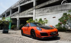 Review Porsche 911 Carrera 2017: Ubahan 911 nan Lebih Sporty
