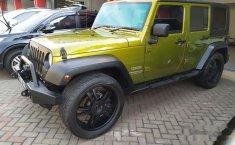 Jual Jeep Wrangler Sport Unlimited 2007 harga murah di Banten