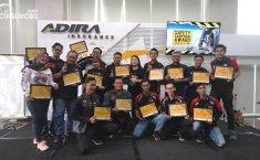Tularkan Virus Road Safety, Adira Insurance Gelar Safety Campaign Award 2019