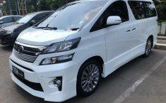 DKI Jakarta, Toyota Vellfire ZG 2012 kondisi terawat