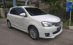 Jawa Barat, Toyota Etios Valco G 2014 kondisi terawat