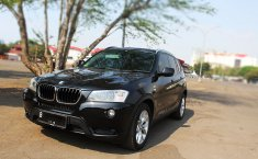 Jual mobil BMW X3 xDrive20i xLine AT Bensin 2014 terawat di DKI Jakarta