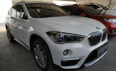 Dijual mobil BMW X1 sDrive1.8i xLine A/T 2018 murah di Jawa Barat