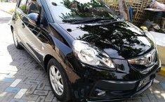 Jual cepat mobil bekas Honda Brio E 2014 terawat di Jawa Timur