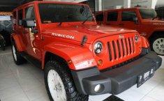 Mobil Jeep Wrangler Rubicon 2012 dijual, DIY Yogyakarta