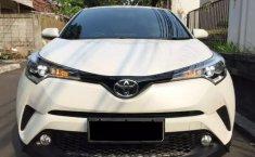 Jual mobil Toyota C-HR 1.8 ATPM 2018 murah di DKI Jakarta