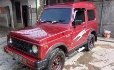 Jual mobil Suzuki Katana GX 1996 harga murah di Sumatra Utara