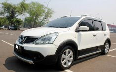Dijual mobil bekas Nissan Grand Livina X-Gear 2013, DKI Jakarta