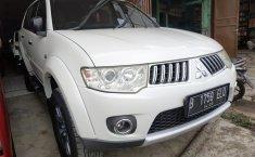 Mobil Mitsubishi Pajero Sport Exceed AT Diesel 2012 dijual, Jawa Barat