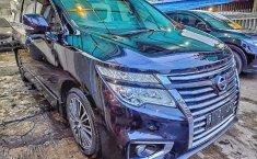 Jual mobil Nissan Elgrand Highway Star 2016 bekas, Banten