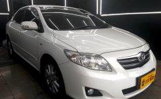 Jual mobil Toyota Corolla Altis 1.8 G 2010 harga murah di DKI Jakarta