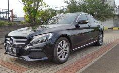 Jual mobil Mercedes-Benz C-Class C200 2.0 Avantgarde 2015 terbaik di DKI Jakarta