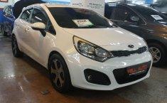 Jual mobil Kia Rio 1.4 Automatic 2013 terawat di DKI Jakarta