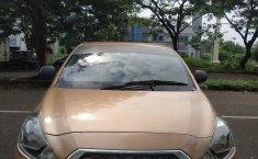 Jual cepat mobil Datsun GO+ Panca 2014 di Banten