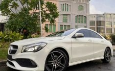 Jual cepat mobil Mercedes-Benz CLA 200 SPORT AMG 2017 di DKI Jakarta
