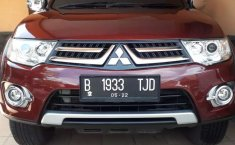 Mobil Mitsubishi Pajero Sport 2012 Exceed dijual, Banten