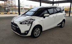 Jual mobil Toyota Sienta G 2017 terbaik di Jawa Barat