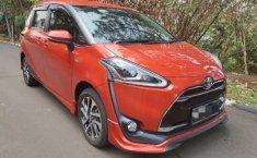 Mobil Toyota Sienta Q 2017 dijual, Jawa Barat