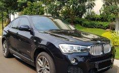 Jual cepat mobil BMW X4 xDrive28i xLine 2015 di DKI Jakarta